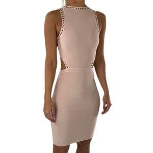 Rockstudd dress
